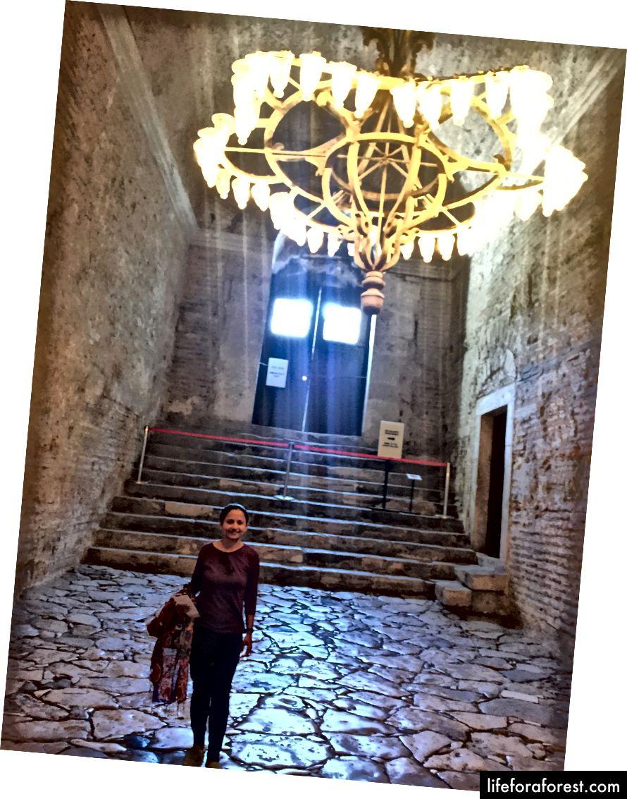 Museet til Hagia Sophia