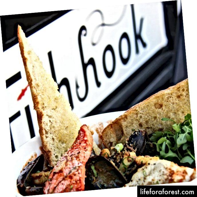 foto van fishhookvic.com