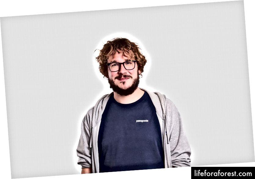 Christoph Bornschein er medgründer og administrerende direktør i det tyske byrået TLGG. © LIH / Travel & Mobility Tech Radar
