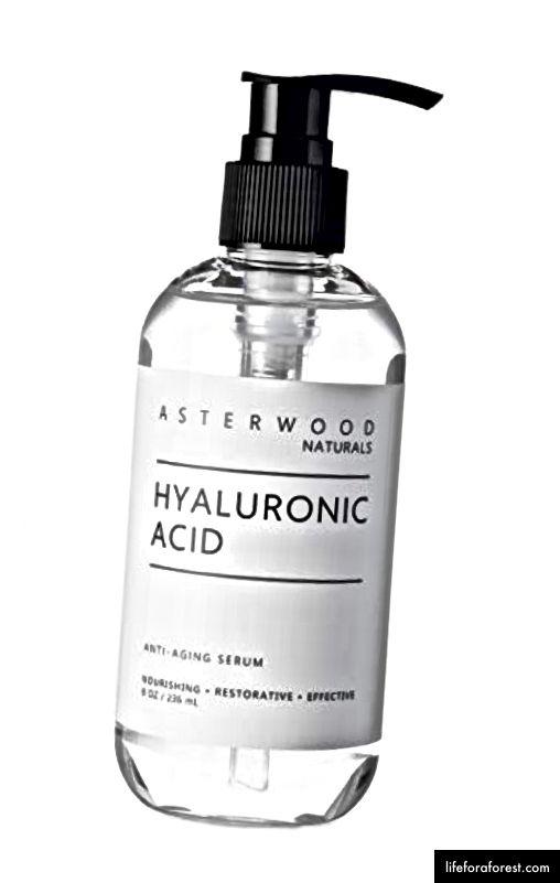 Asterwood Naturals Hyaluronic Acid chai 8oz