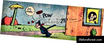 Krazy Kat của George Herriman (PD - nguồn: Wikipedia)