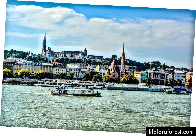 Budapest. Pilt Kirk Fisheri kaudu Pixabay.com