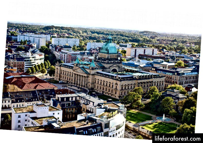 Leipzig. Foto autor: fondacantorum Pixabay.com vahendusel