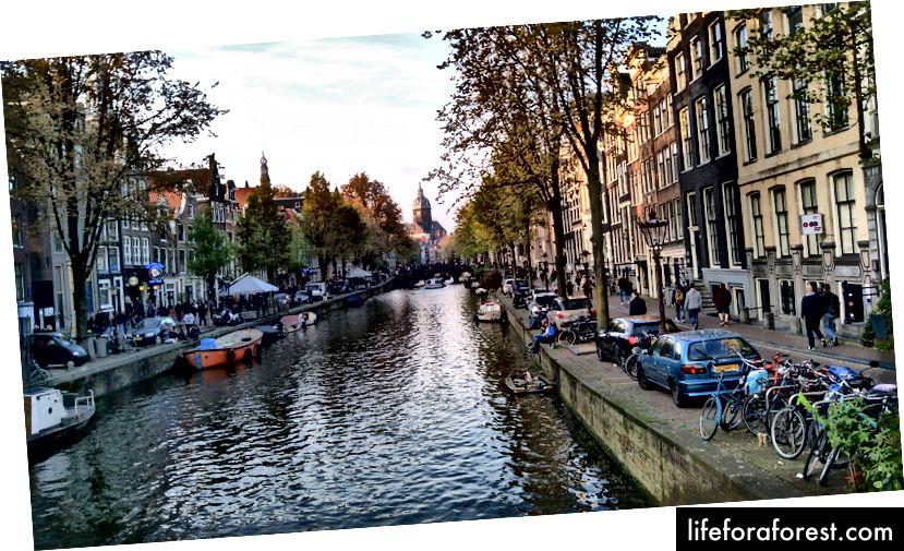 Liker du bebygde byer ... - Amsterdam, Nederland.