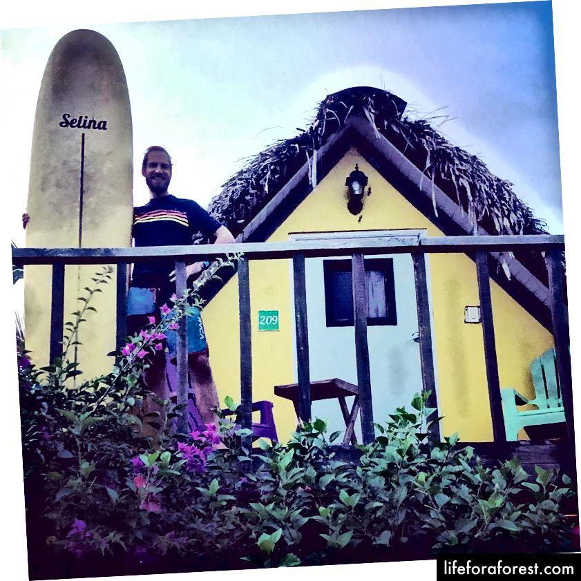 Selina kombinuje ubytování, spolupráci a je často na skvělých surfovacích místech, jako je Playa Venao v Panamě.