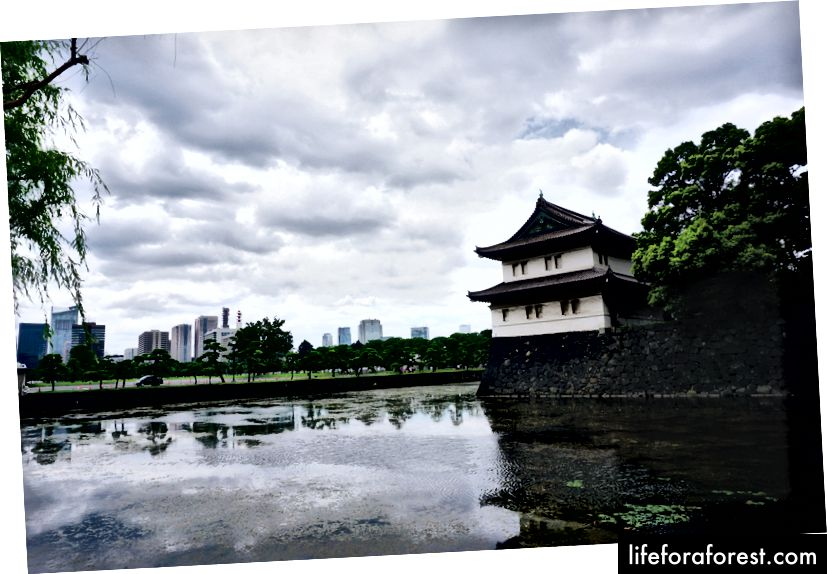 Tokio imperatorlik saroyi