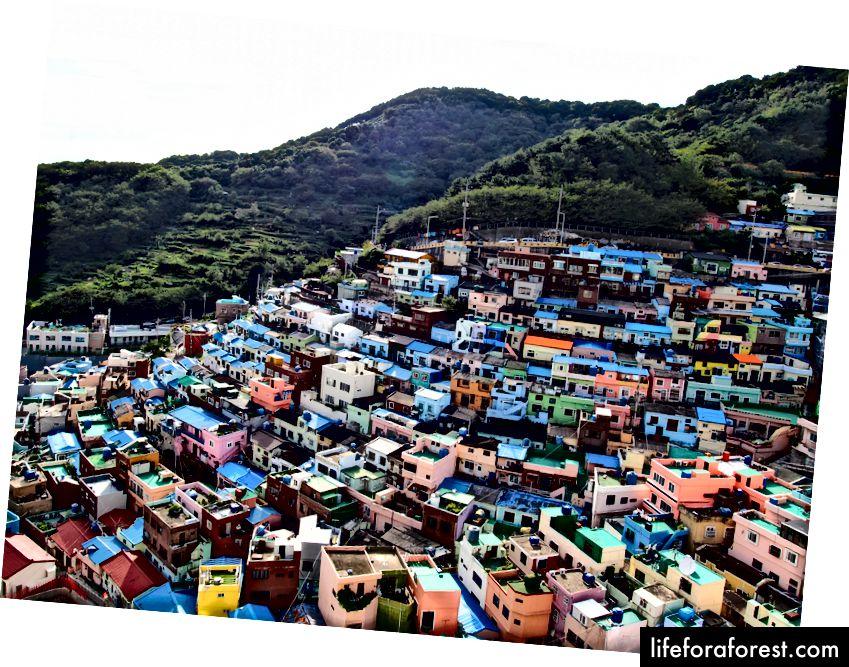 Pusan Gamcheon madaniyat qishlog'i