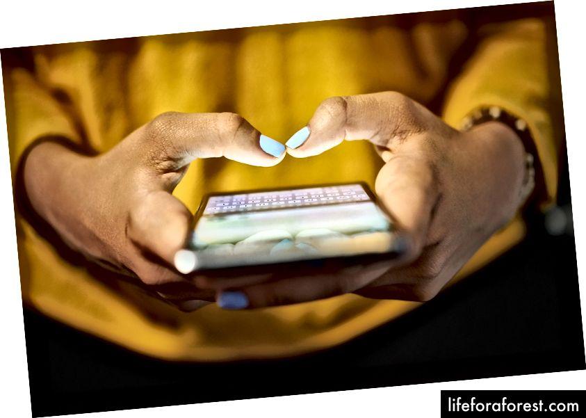 Đặt mật khẩu trên thiết bị của bạn để làm cho cuộc sống khó khăn hơn đối với bất kỳ ai cướp chúng