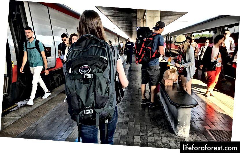 Hãy bắt đầu đi du lịch!