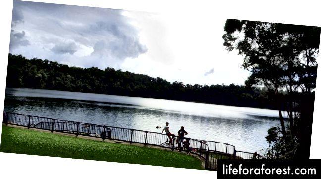 Hồ Eacham là một khu vực giải trí nổi tiếng với nhiều hoạt động để thưởng thức