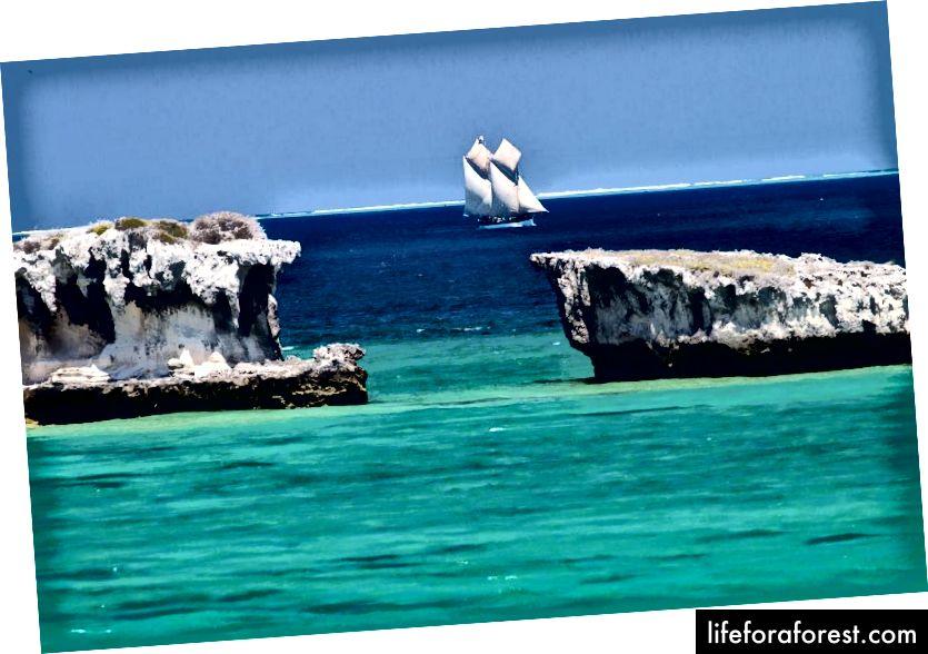 Laguny Andavadoaka © Svet na dlanu