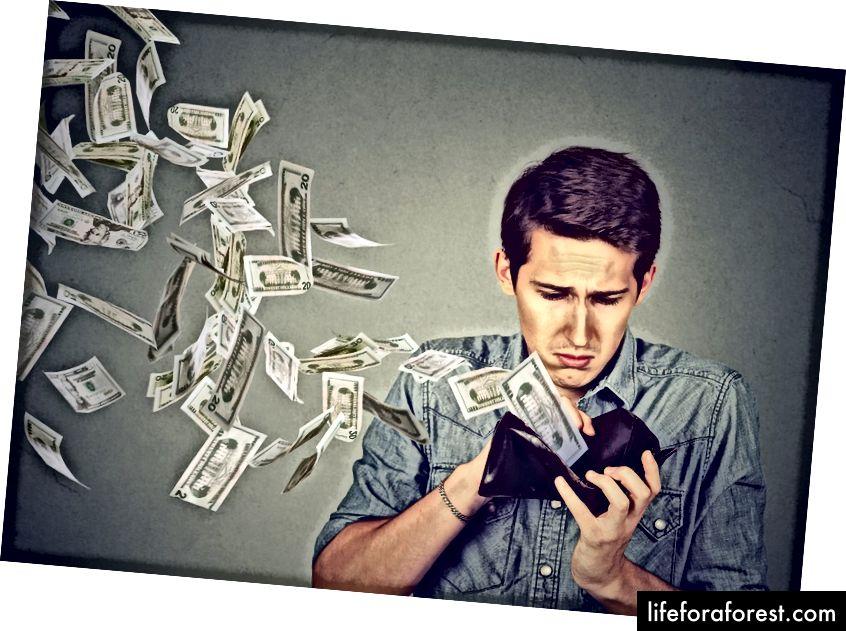 Finantskirjaoskuseks saamine on oluline nii paljude elusituatsioonide puhul. Foto autor: pathdoc / Shutterstock.