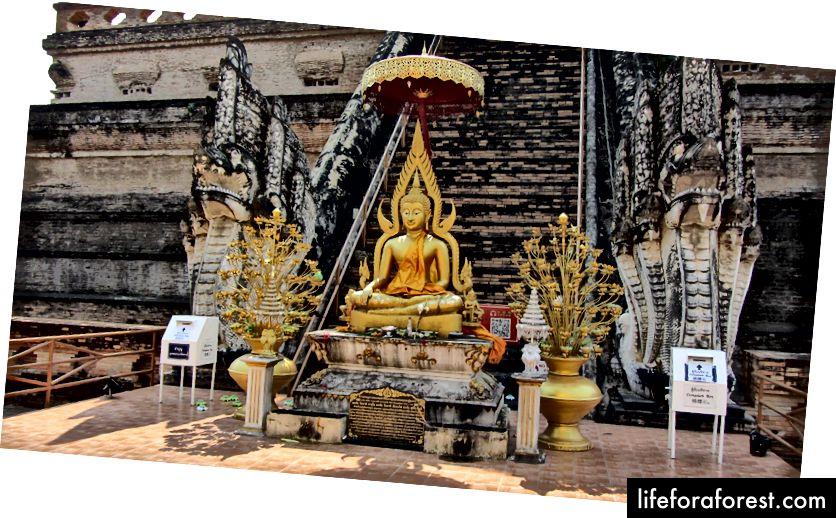Chedi Luang bazasidagi ziyoratgoh