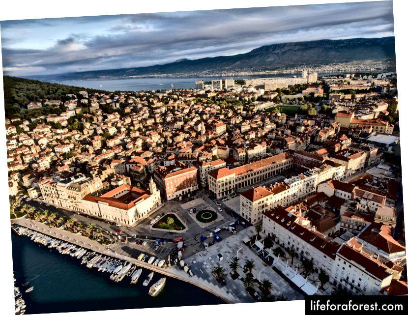 Split, Kroasia