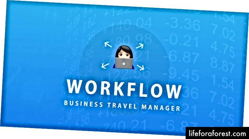 Forenkle arbeidsflyten for forretningsadministrasjon med Travelstop.