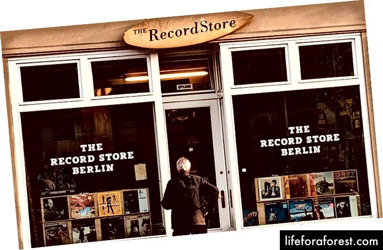 Foto: The Record Store Berlin