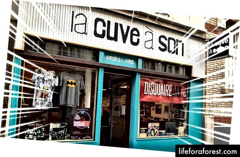 Fotografie: La Cuve À Synu