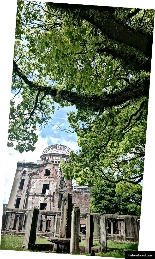Hiroshima A-Bomb Dome.