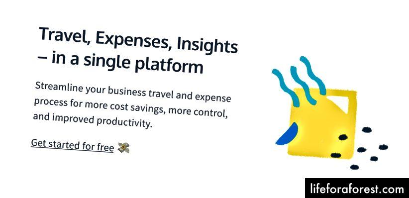 Travelstop - Affärsresor, utgifter och insikter