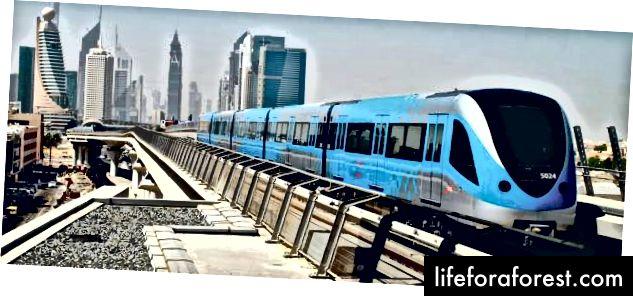두바이 메트로