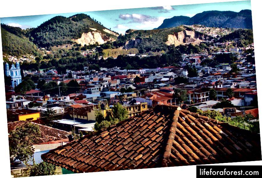 San Cristóbal de las Casas, Źródło: wskocz na dobrą stopę