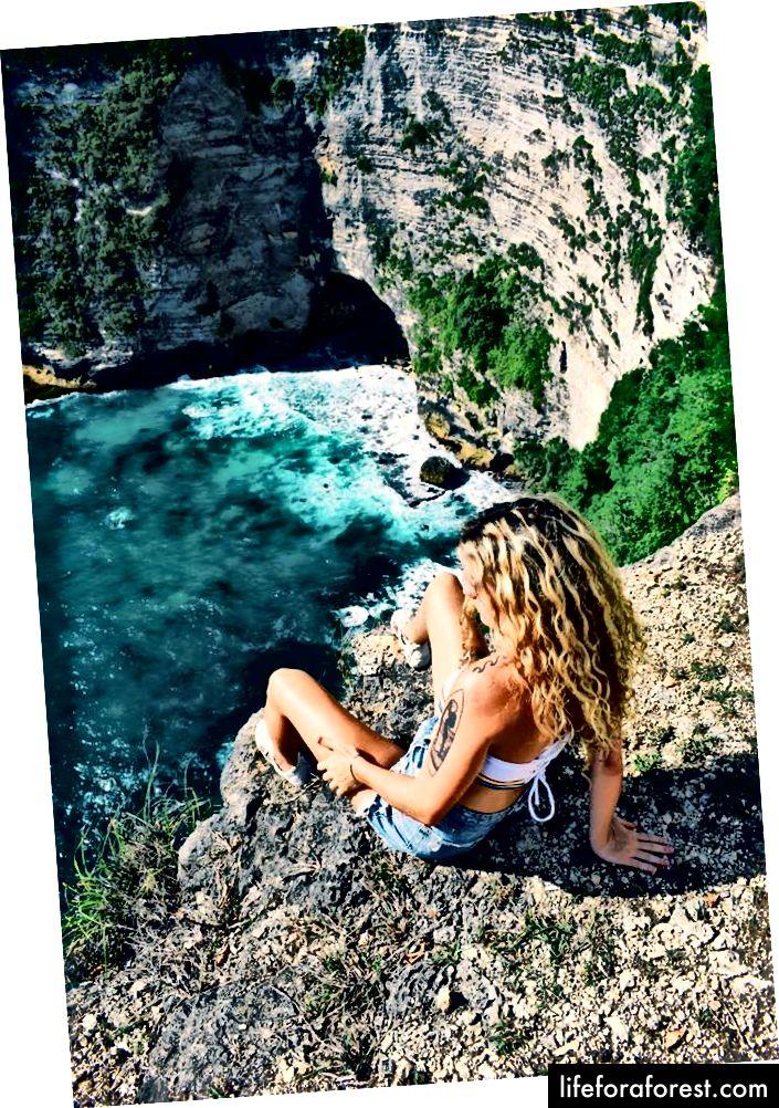 Ảnh đáng giá trên Instagram của đảo Nusa Penida