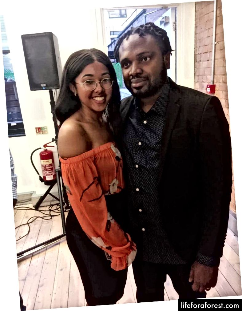 Cudowny talent - Cobhams Asuquo