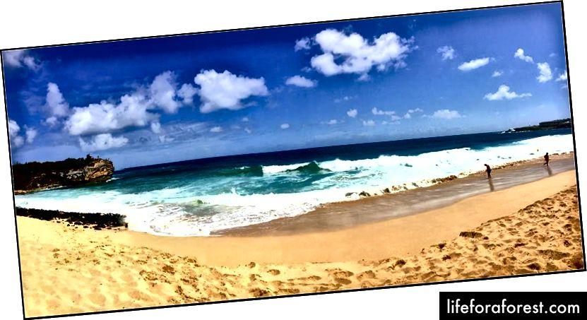 Bãi biển Shipwreck, Kauai - Hawai Khăni