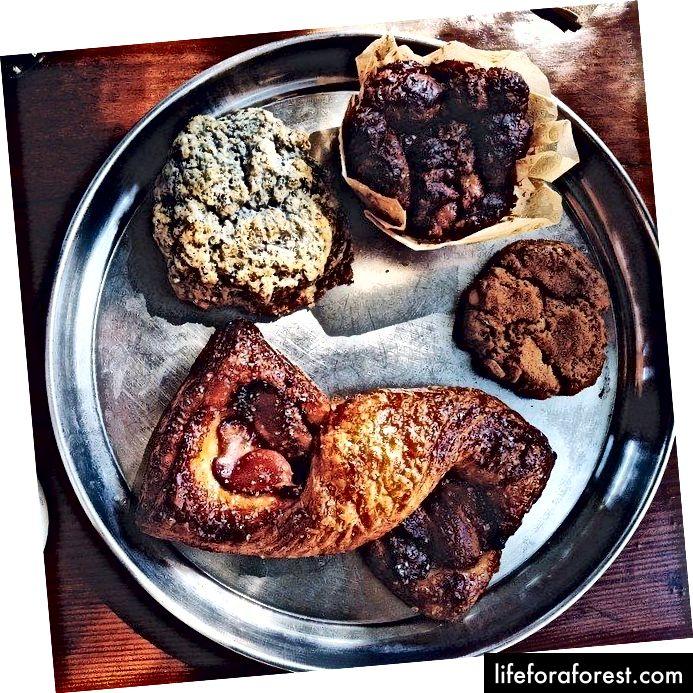 Big Sur Bakery-da epik tanlov. Pinterestning fototuhfasi.