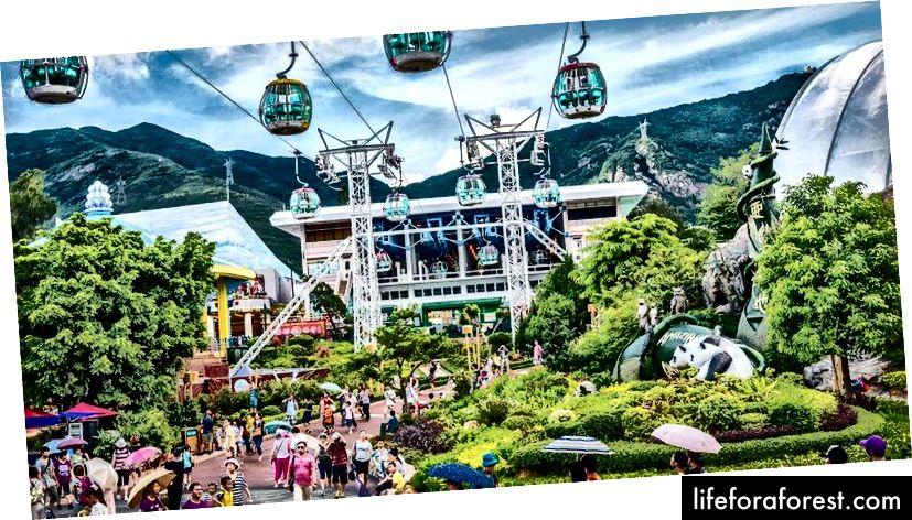 ओशन पार्क, हांगकांग www.oceanpark.com.hk