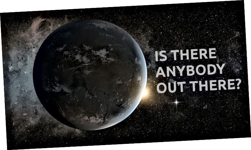 Künstlerische Darstellung des Habitable Zone Planeten Kepler-62f. Quelle: NASA