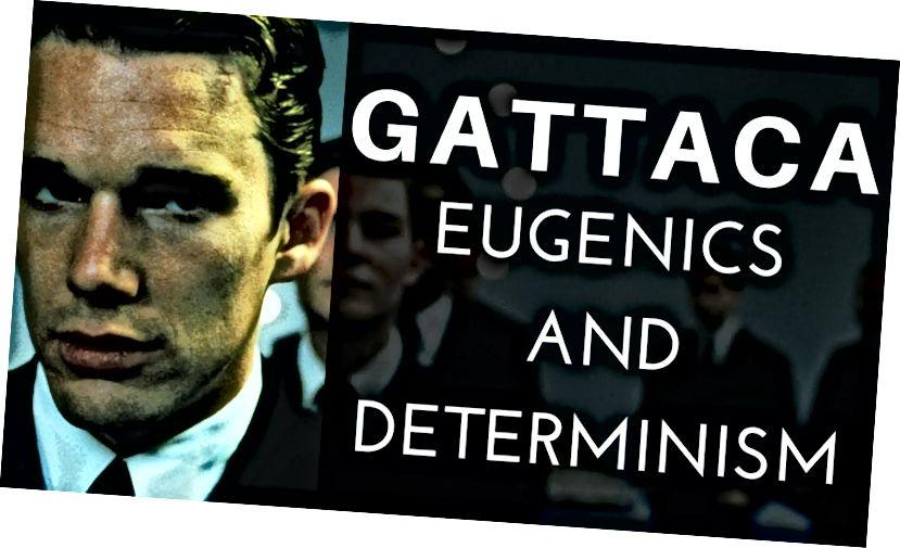 Бляск Гаттакі - гэта спосаб, які прадстаўляе праблемы генетычнай дыскрымінацыі і свабоднай волі.