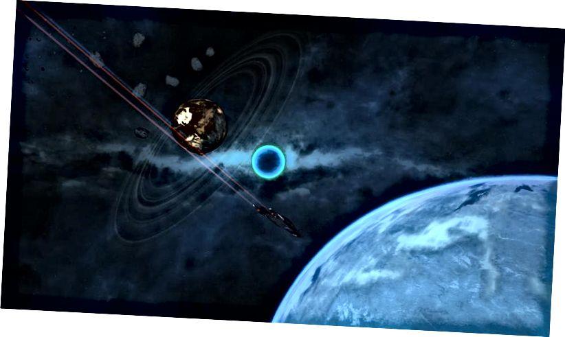 Змененая замежная планета можа дэманстраваць унікальныя электрамагнітныя сігналы, але гэта не самы лепшы спосаб іх знайсці. Малюнак: Ryan Somma / flickr.