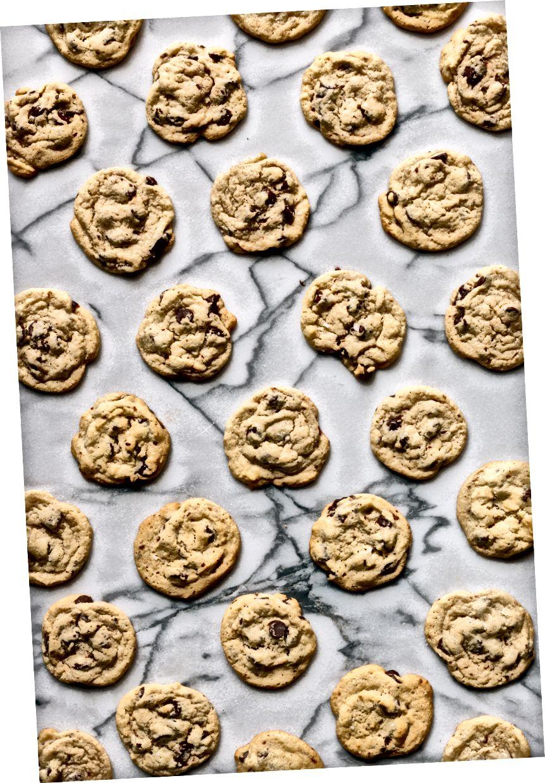 Näiteks küpsisetaina saab küpsistest üsna hõlpsalt valmistada