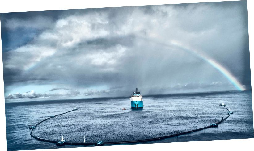 Изображение предоставлено: Ocean Cleanup