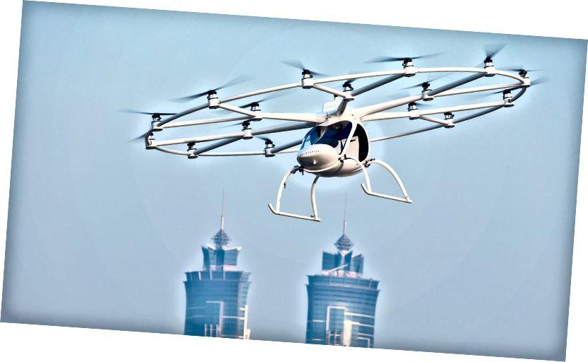 E-volo Volocopter VTOL