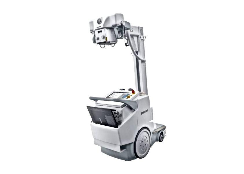 Röntgenový prístroj Samsung GM60