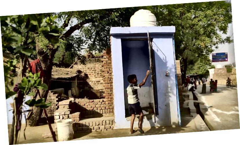 Это много туалетов. Кредит: Всемирный банк