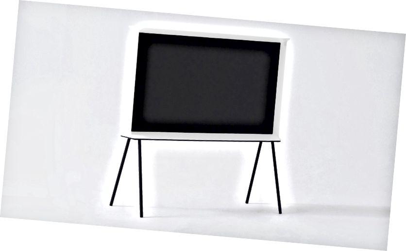 טלוויזיה של Samsung סמריף