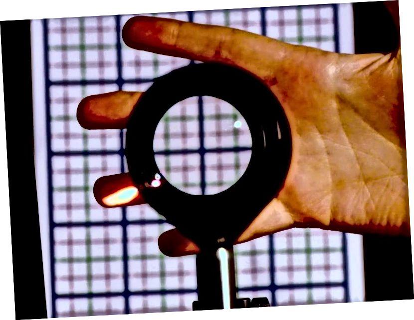 Здольнасць згінаць святло вакол аб'екта і паказваць фон, які паступае святло з любых ракурсаў і адлегласцей можа стаць рэальным дзякуючы сумесным дасягненням метаматэрыялаў, наналентаў і оптыкі пераўтварэння. Малюнак: Універсітэт Рочэстэра.