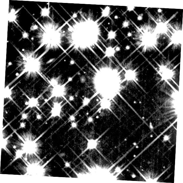 Zvijezde bijelih patuljaka snimljene svemirskim teleskopom Hubble. Izvor: Wikipedia