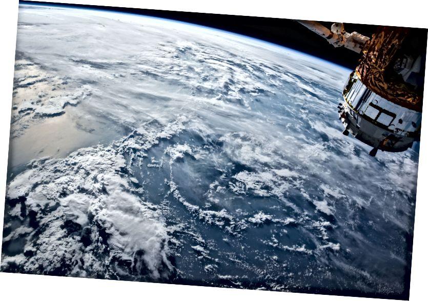 Фото НАСА на Unsplash
