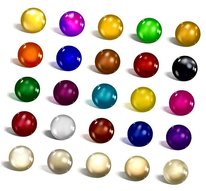 Предлагането на селекция от еднакви обекти с различни цветове може да разкрие индивидуални предпочитания и тези индивиди могат да се обединят, за да формират групови предпочитания. Но идеята, че можем да дестилираме кои компоненти на тези предпочитания се дължат на вродени черти и кои се дължат на социалните черти, все още не е демонстрирана при хората. (GETTY)
