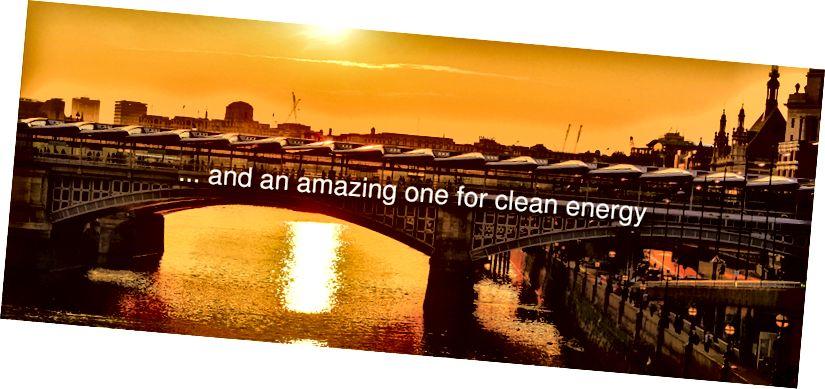 Արևային վահանակներ, որոնք ծածկում են Բլեքֆրիաս Բրիջը, Լոնդոն (պատկերի վարկ. Լոնդոնի գրասենյակի քաղաքապետ)