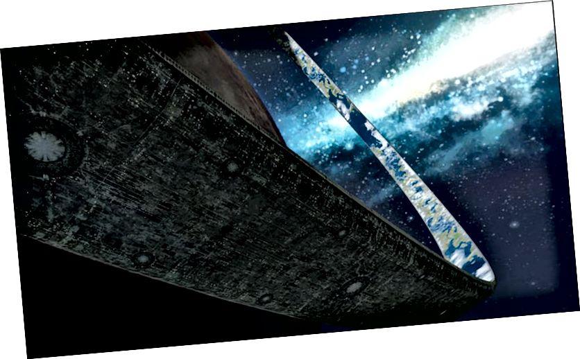 Der Halo-Ring aus der Halo-Serie.