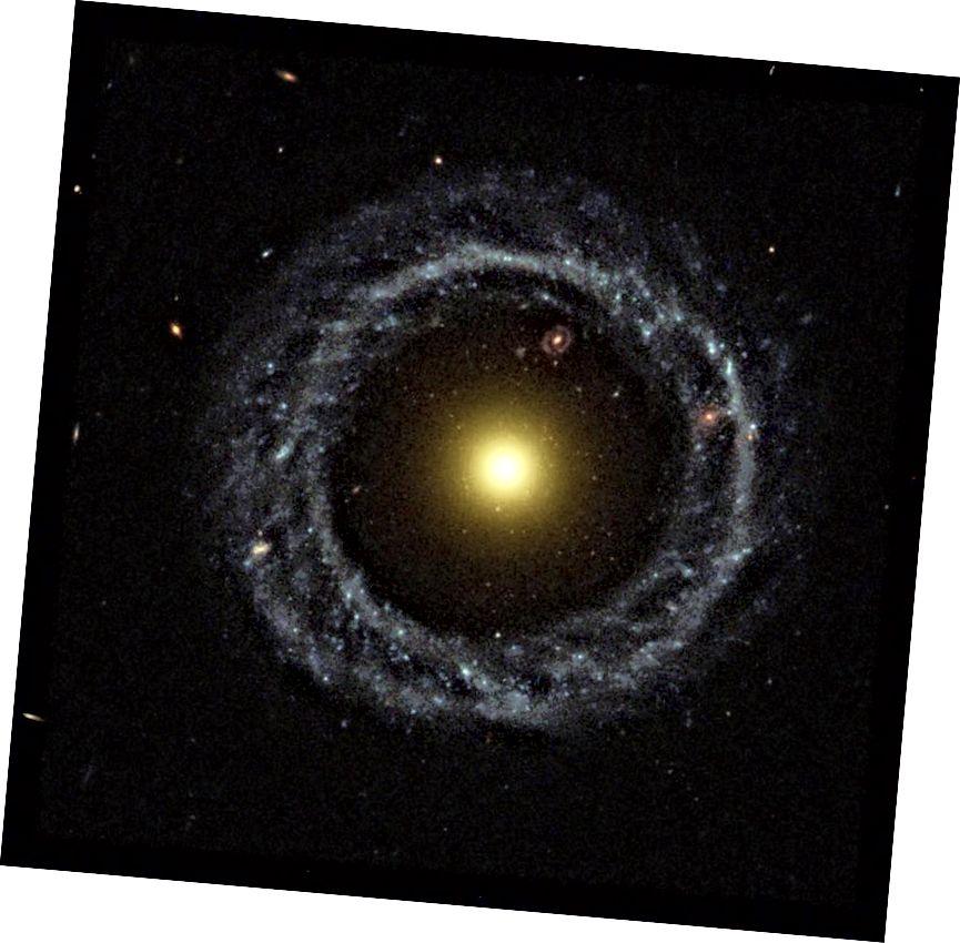 Крэдыт малюнкаў: NASA, STScI / AURA і каманда па спадчыне Хабла праз http://heritage.stsci.edu/2002/21/.
