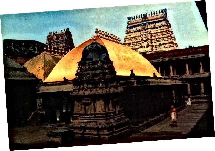 Храм Уладыкі Натараджа, Чыдамбарам