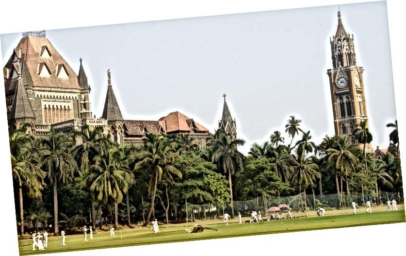 Авальны Майдан, Мумбаі