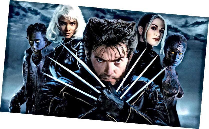 Bez mutacija ne bismo imali mutante, a bez mutanata ne bismo imali i franšizu X-men.