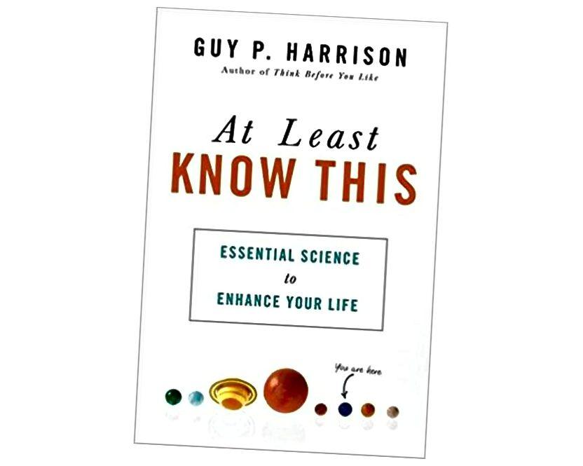 Jika Anda ingin melihat-lihat semua yang harus Anda ketahui tentang sains paling mutakhir dari sudut pandang orang awam, Anda tidak dapat berbuat lebih baik daripada buku ini. (GUY P. HARRISON / BUKU PROMETIUS)